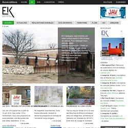 EDITIONS - Magazine Ecologik