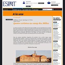 Revue ESPRIT