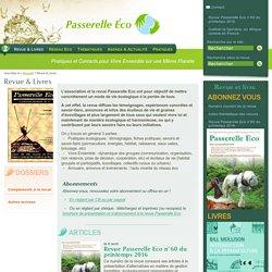 Revue - Passerelle Eco - Ecovillage Global et Permaculture