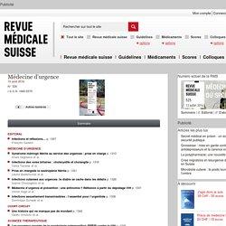 Revue médicale suisse - revmed