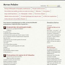 Revue Polaire