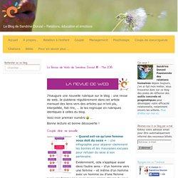 la Revue de Web de Sandrine Donzel #1 – Mai 2015