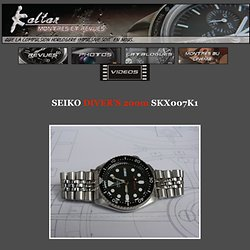 Revue Seiko Diver