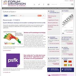 Revue du web - 11/10/2013