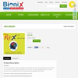 REX DROPS