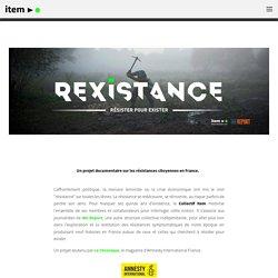 Rexistance — Collectif item