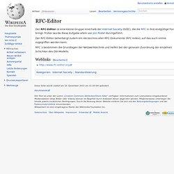 RFC-Editor