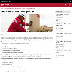 RFID-Based Asset Management