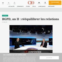 RGPD, an II : rééquilibrer les relations