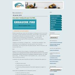 RH Conseil PME: Recrutement