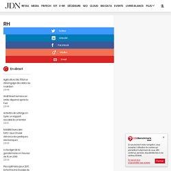 RH sur JDN : toutes les actualités et tendances RH
