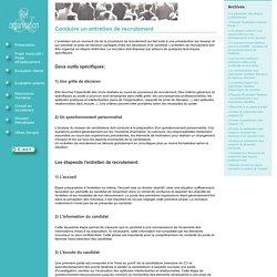 RH & organisation