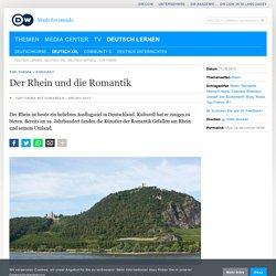 Der Rhein und die Romantik