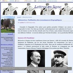 Rhinocéros-Ionesco - Lettres en ligne