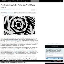 prothétiques phares du savoir: net Artiste Music Vidéos