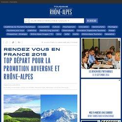 Rendez vous en France 2015