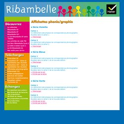 Ribambelle - Hatier