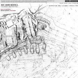 Ricardo Bofill, Taller de Arquitectura - PORTFOLIO - Maison Abraxas