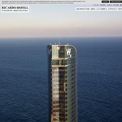 Les Espaces d'Abraxas - Urban design - Typology - Architecture - Ricardo Bofill, Taller de Arquitectura