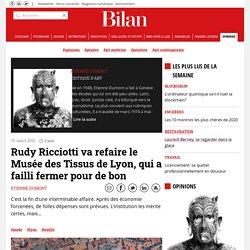 Rudy Ricciotti va refaire le Musée des Tissus de Lyon, qui a failli fermer pour de bon