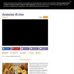Ricetta Arancini di riso