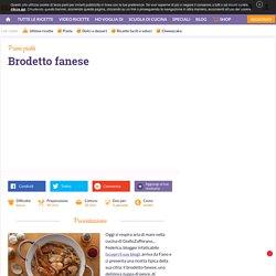Ricetta Brodetto fanese