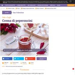 Ricetta Crema di peperoncini