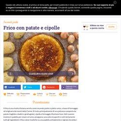 Ricetta Frico con patate e cipolle