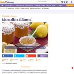 Ricetta Marmellata di limoni