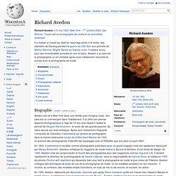 Richard Avedon