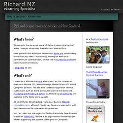 Richard NZ Net