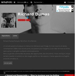 Richard Dumas Photographe