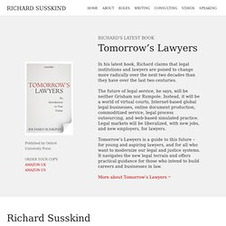 Richard Susskind - IT Law Justice