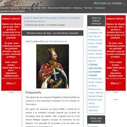 Richard coeur de lion : La troisième croisade