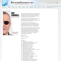 Store - Pat Condell: Anthology