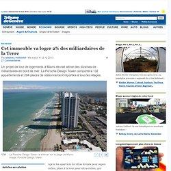 Richesse: Cet immeuble va loger 2% des milliardaires de la Terre - News Économie: Argent & finances
