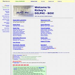 Richey's DELPHI-BOX