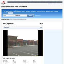100 Gage Blvd, Richland, WA, 99352 - Strip Center Property for Lease on LoopNet