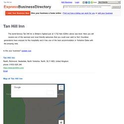 Tan Hill Inn, Reeth, Richmond, Swaledale, North Yorkshire, North, DL11 6ED, United Kingdom