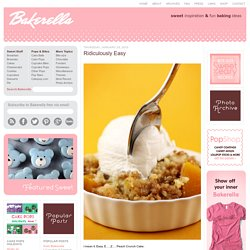 Ridiculously Easy & bakerella.com