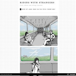 RIDING WITH STRANGERS