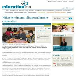 Riflessione intorno all'apprendimento cooperativo - Didattica e apprendimento