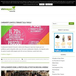vivivegan.com - effetti e riflessioni sull'alimentazione vegana