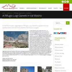 Al Rifugio Luigi Gianetti in Val Masino