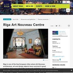Riga Art Nouveau Centre » LiveRiga