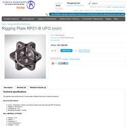Rigging Plate RP21-B UFO (noir)
