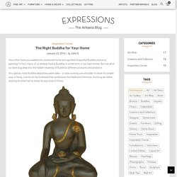 The Right Buddha for Your Home – Artisera