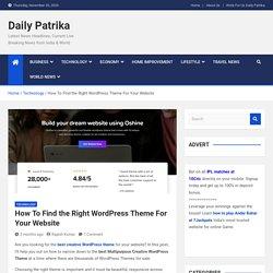 Wordpress Web Development Company London
