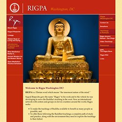 Rigpa Washington DC