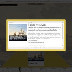 RIGSARKIVET: Den danske slavehandel (Kilder til Folkeskolen)